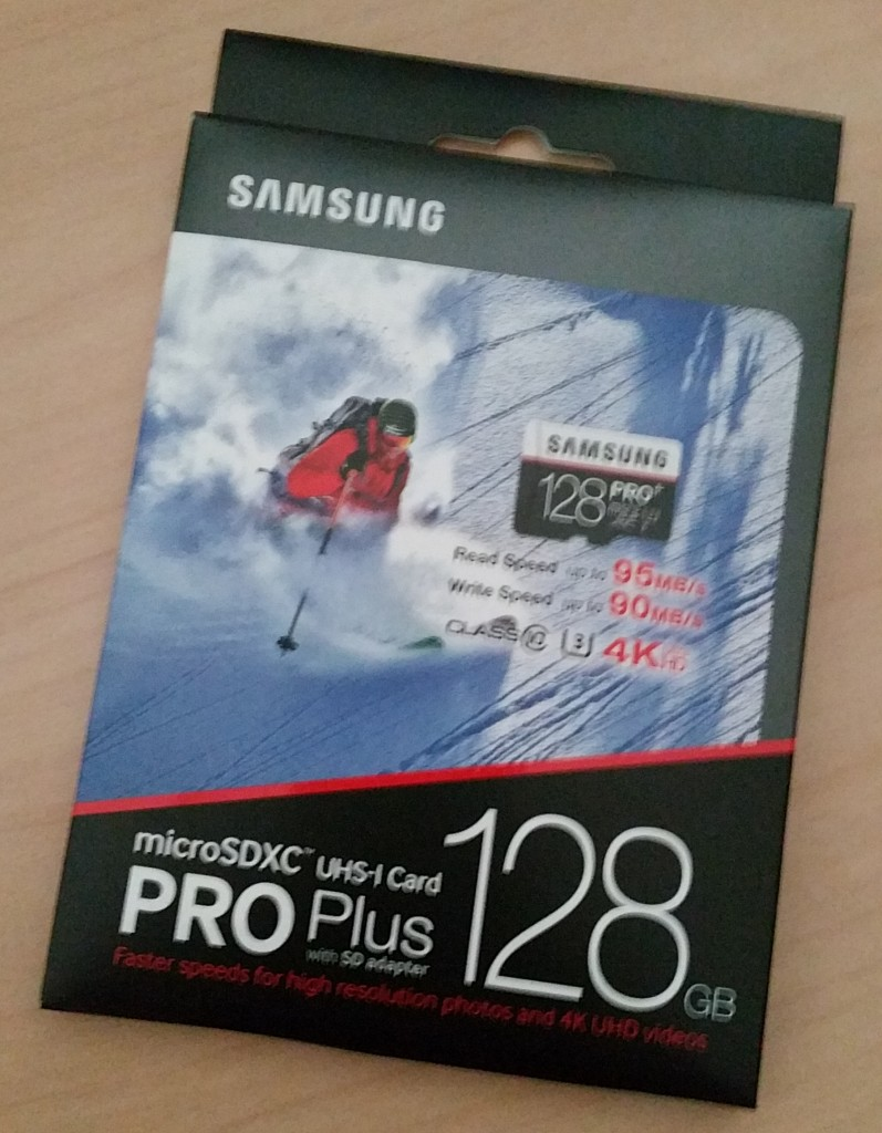 128GB SD